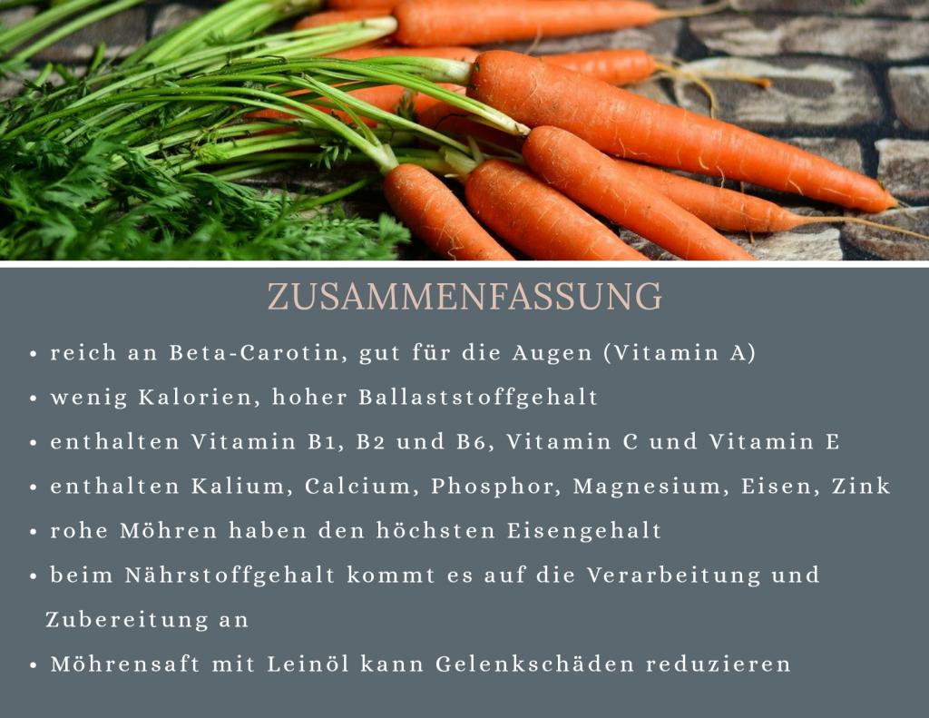 Möhren, Karotten, MS Ernährung, gesunde Ernährung, Ernährungswissen, Ernährung bei MS
