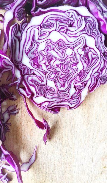 Rotkohl, Rotkraut, Kohl, MS Ernährung, gesunde Ernährung, Gemüse, regional