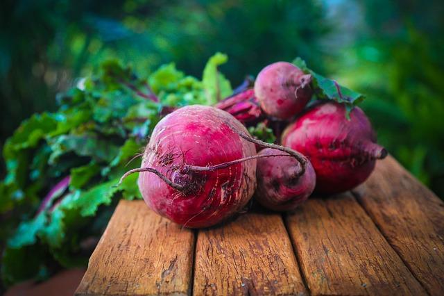 Rote Bete, Gemüse, vegan, MS Ernährung, gesunde Ernährung, Vitalstoffe, Vitamine