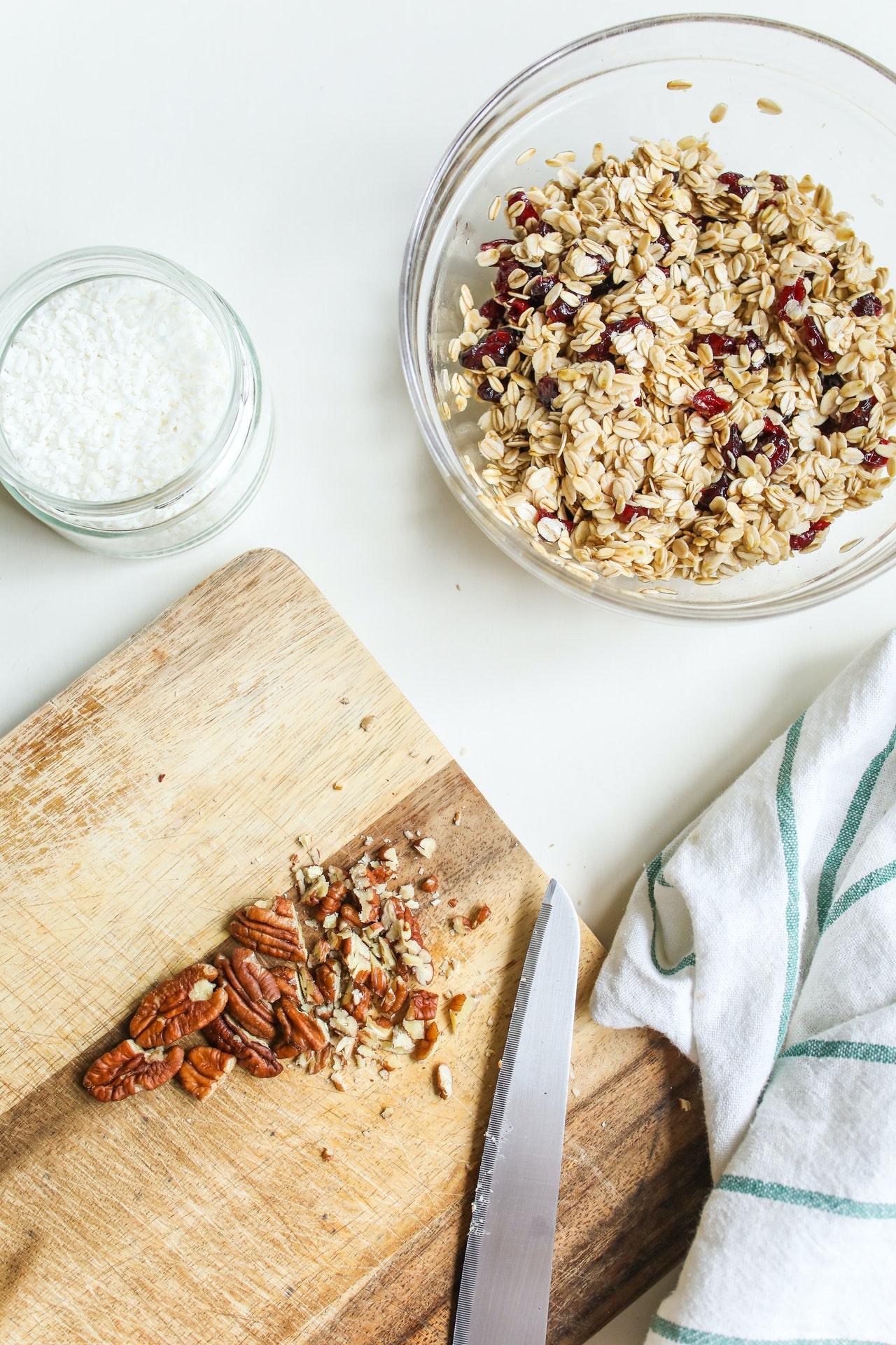 Ballaststoffe, MS Ernährung, Darmgesundheit, gesunde Ernährung, Vollwert Ernährung